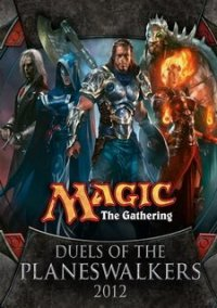 Обложка Magic: The Gathering - Duels of the Planeswalkers 2012