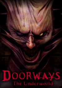 Обложка Doorways: The Underworld