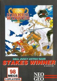 Обложка Stakes Winner