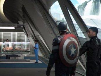 Marvel Studios предоставила возможность посмотреть на штаб Мстителей