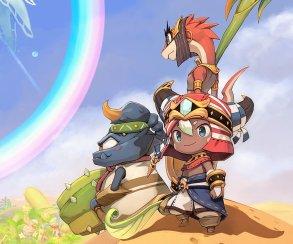 Nintendo анонсировала новую RPG Ever Oasis про планету-пустыню