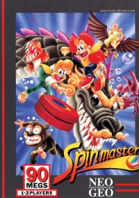 Spinmaster – фото обложки игры