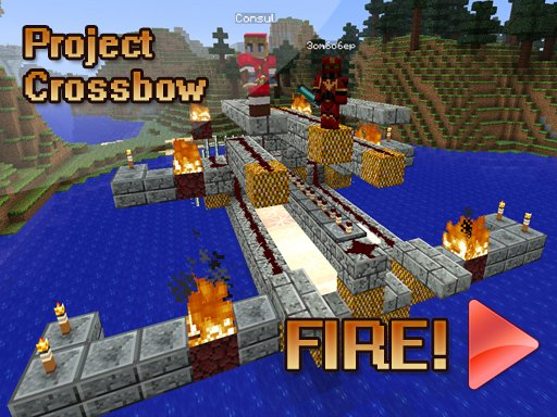 "Minecraft: Project ""Crossbow"""