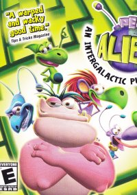 Обложка Pet Alien: An Intergalactic Puzzlepalooza