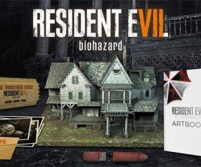 В коллекционку Resident Evil 7 войдет флешка в виде отрезанного пальца