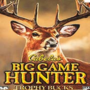 Обложка Cabela's Big Game Hunter: Trophy Bucks