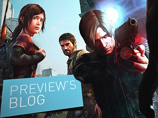 Preview's blog: Last of Us и Resident Evil 6