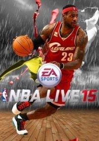 Обложка NBA Live 15