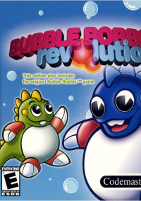 Обложка Bubble Bobble Revolution