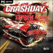 Обложка Crashday