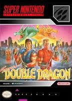 Обложка Super Double Dragon