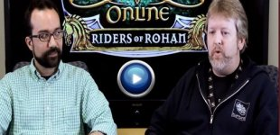 The Lord of the Rings Online: Riders of Rohan. Видео #6