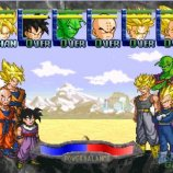 Скриншот Dragon Ball Z Legends