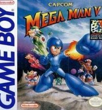 Обложка Mega Man V