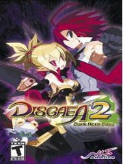 Обложка Disgaea 2: Dark Hero Days