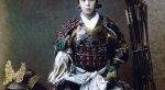 Настоящие самураи и необычные костюмы на редких старых фотографиях - Изображение 18