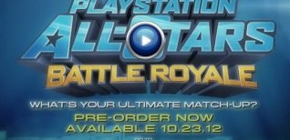 PlayStation All-Stars Battle Royale. Видео #3