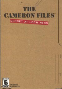 Обложка The Cameron Files: Secret at Loch Ness