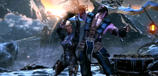 "Mortal Kombat X. Сюжетный трейлер ""Who's Next?"""