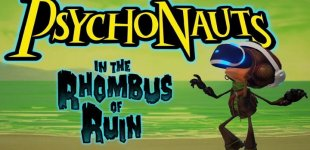 Psychonauts in the Rhombus of Ruin. Тизер - трейлер