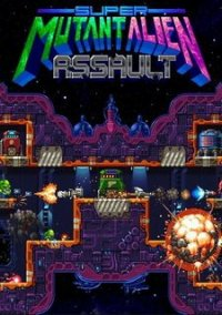 Обложка Super Mutant Alien Assault