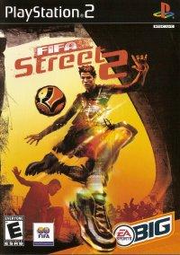 Обложка FIFA Street 2