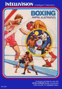 Обложка Boxing