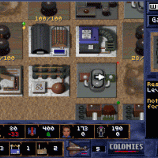 Скриншот Alien Legacy