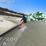 Скриншот Big Mountain Snowboarding