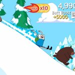 Скриншот Ski Safari: Adventure Time – Изображение 4