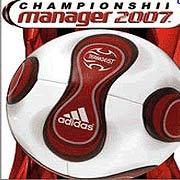 Обложка Championship Manager 2007
