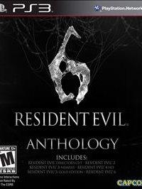 Обложка Resident Evil 6 Anthology