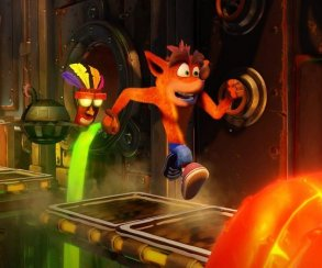 Эксперты Digital Foundry сравнили графику Crash Bandicoot на PS4 и PS1