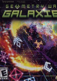 Обложка Geometry Wars: Galaxies