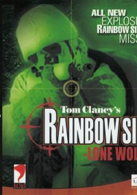Обложка Tom Clancy's Rainbow Six: Lone Wolf