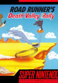 Road Runner's Death Valley Rally – фото обложки игры