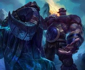 Очередного чемпиона League of Legends прикрыли огромным щитом