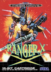 Обложка Ranger X