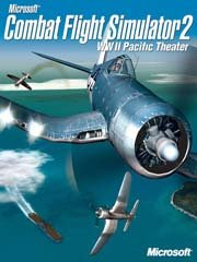 Обложка Microsoft Combat Flight Simulator 2 WWII Pacific Theater