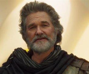 Курт Рассел рассказал о своей роли в сиквеле «Стражей Галактики»