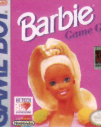 Обложка Barbie: Game Girl