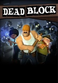 Обложка Dead Block
