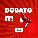 Скриншот Debate It!