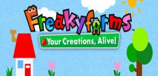 Freakyforms: Your Creations, Alive!. Видео #1