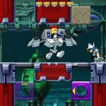 Скриншот Mighty Switch Force! Hyper Drive Edition – Изображение 1