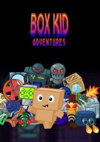 Обложка Box Kid Adventures