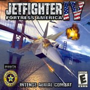 Обложка JetFighter 4: Fortress America