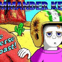 Обложка Commander Keen: Dead in the Desert