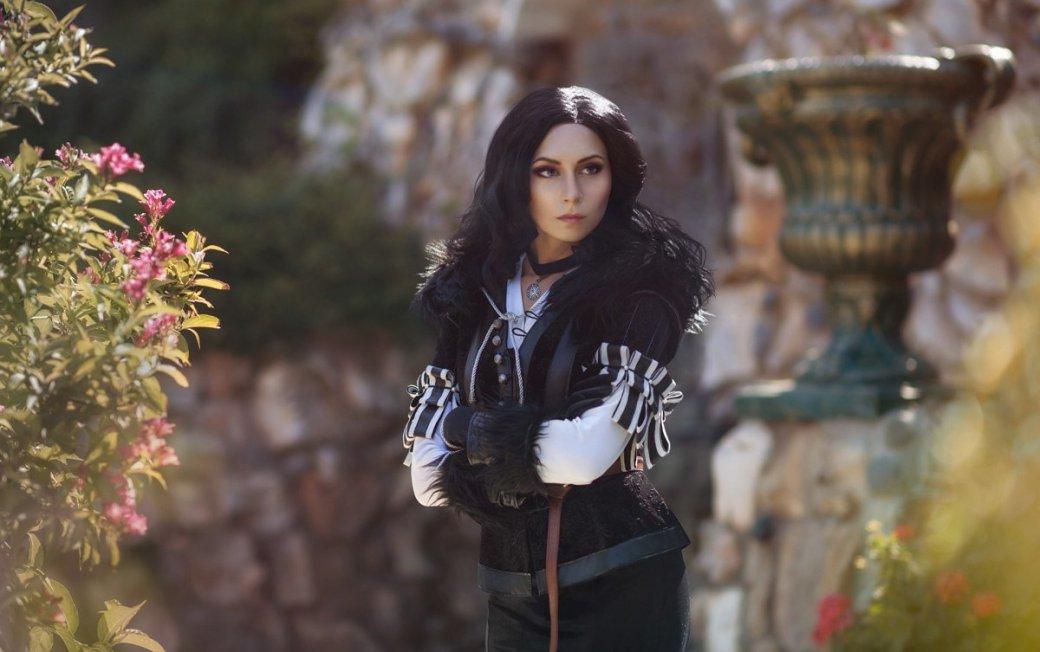 Косплей дня: две разных Йеннифэр изThe Witcher3. Какую выберетевы? - Изображение 4