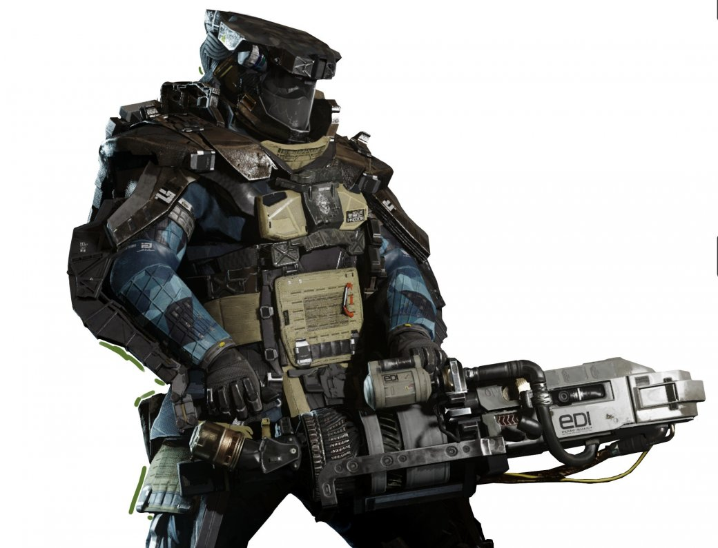 Впечатления от мультиплеера Call of Duty: Infinite Warfare. - Изображение 4